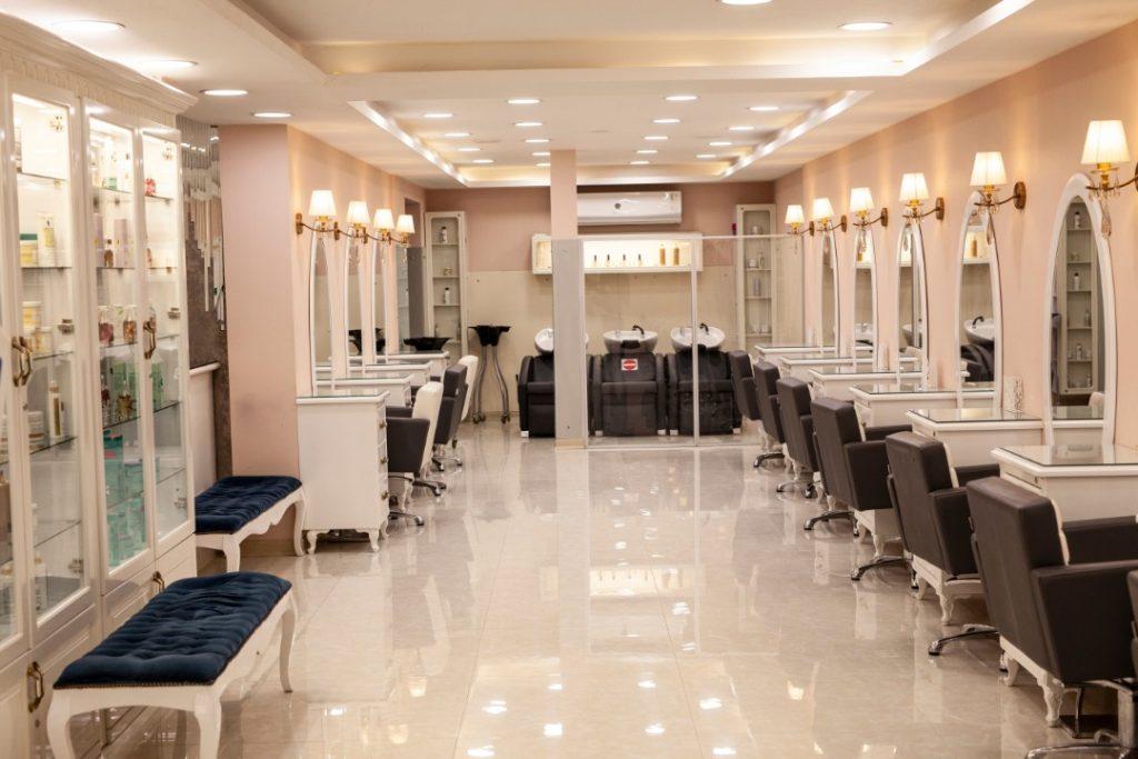 بهترین آرایشگاه اهواز