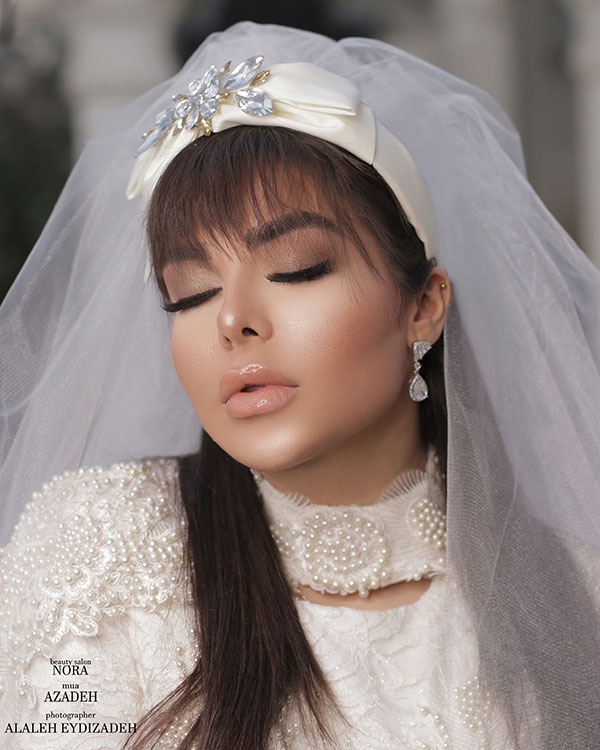 بهترین آرایشگاه عروس در اهواز